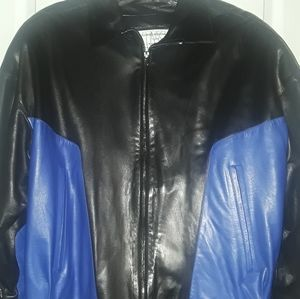 Claude Montana Motor cycle jacket